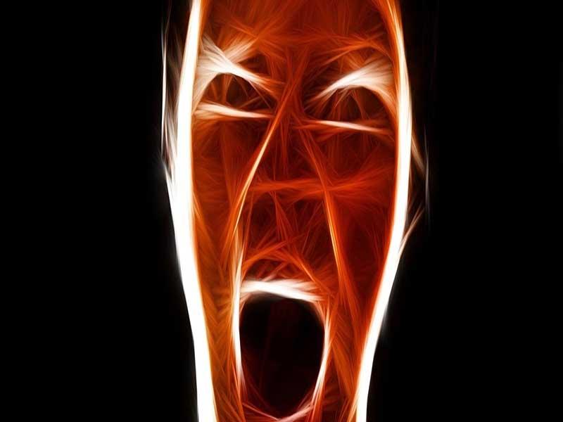 تاثیر عصبانیت بر بیماری های قلبی