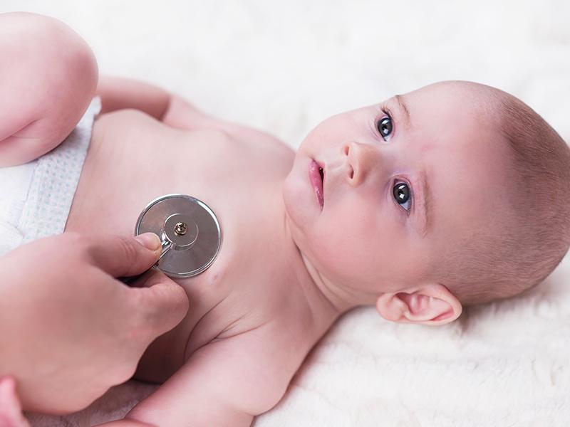 از علت تا درمان بیماری های مادرزادی قلبی